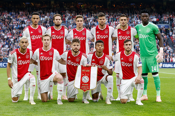 GOAL #8: The Club – Ajax