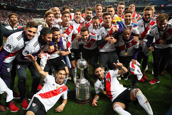 GOAL #6: The Club – River Plate