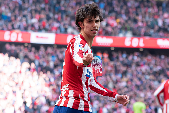 GOAL #11-19: The Scout – Joao Felix
