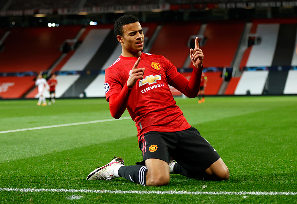 GOAL #9: The Scout – Mason Greenwood