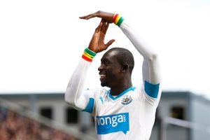Papiss Demba Cissé. (Bild: Clive Rose/Getty Images)